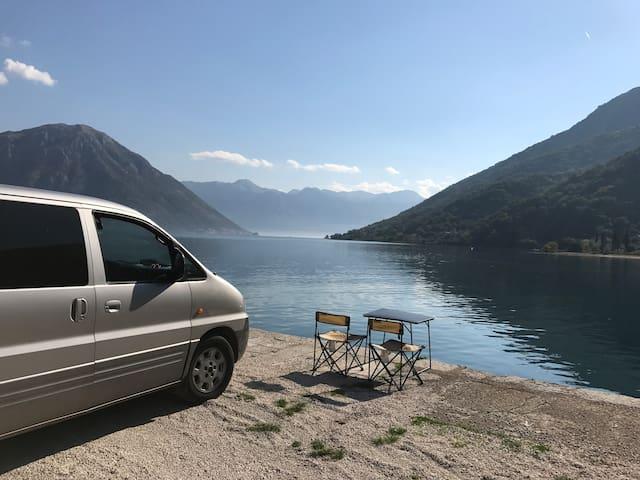 Camper van rental - pick up in Zagreb