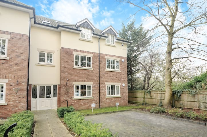 Righton two-bedroom serviced apartment in iffley (oxsakg)