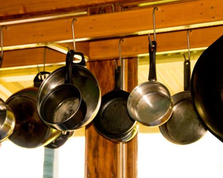 Farmhouse -Style Kitchen