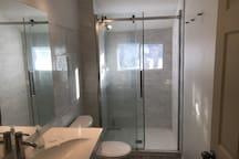 2 of 3 bathrooms