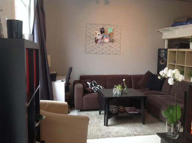 Cute studio in city centre - Breda - Appartement