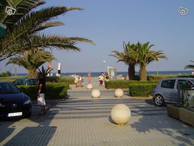 résidence la rose des sables - Canet-en-Roussillon - Ortak mülk