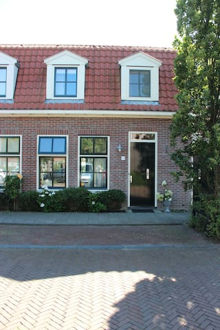 Cosy Dutch house in the Beemster nearby Amsterdam - Westbeemster - Casa