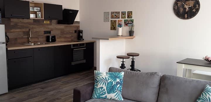 """F2 Pithiviers Centre (45) """"Ô meublé de Pithiviers"""""""