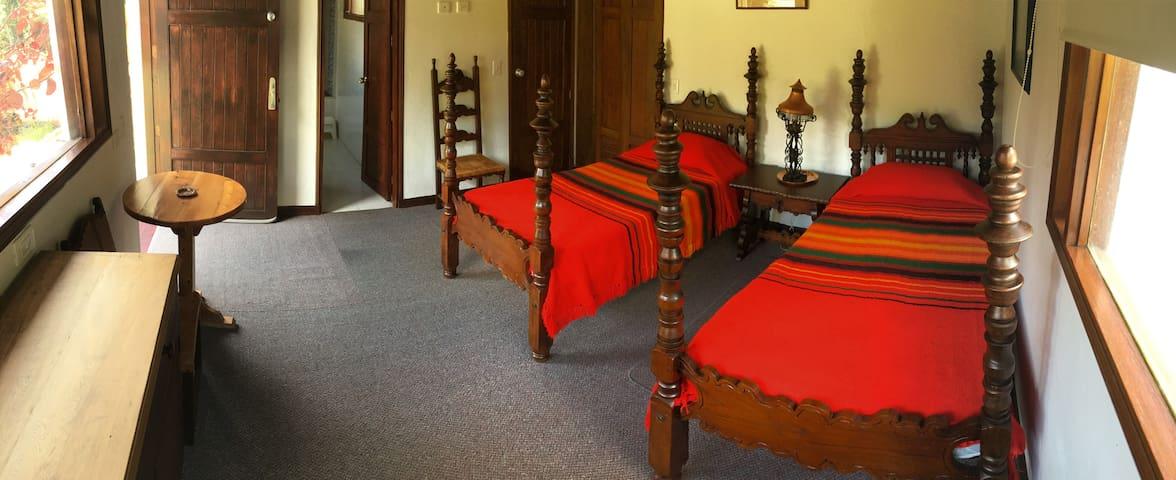 Alojamiento campestre, independiente y seguro