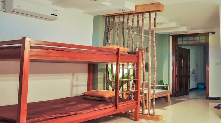 Comfortable Dorm Rooms - Joy House Hostel 1