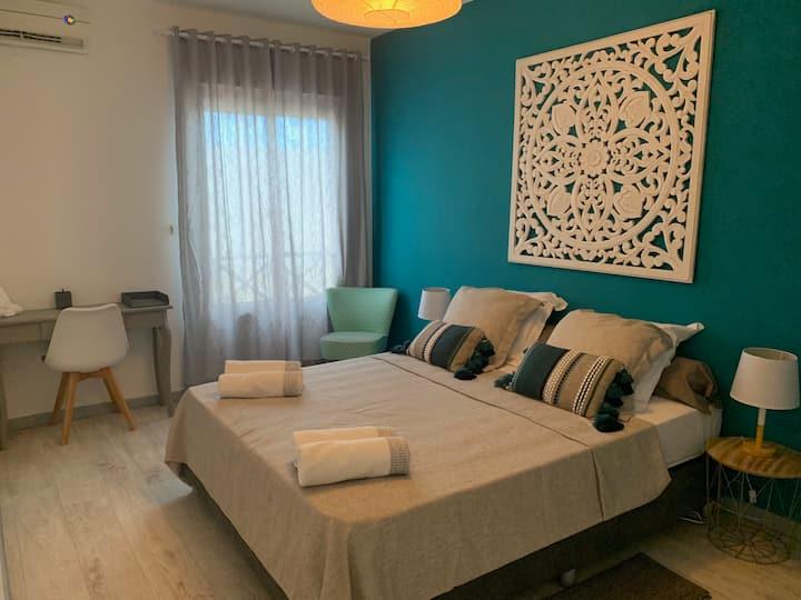 Saint Denis : Appartement tendance avec terrasse