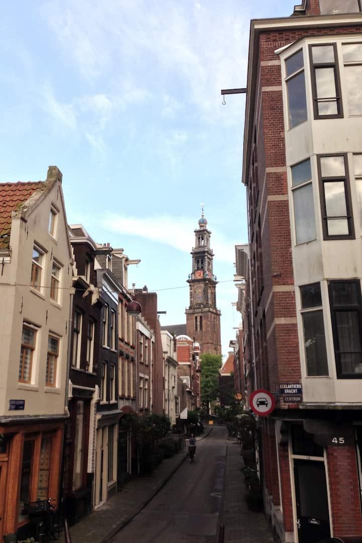 Venture through little streets