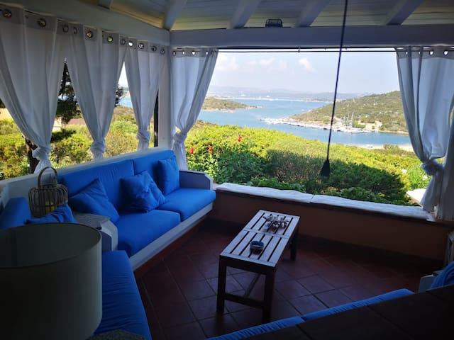 Villa Frente  Mar con Vista Espectacular