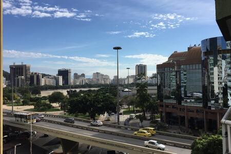 Apart in Botafogo Rio - Rio de Janeiro - Apartmen