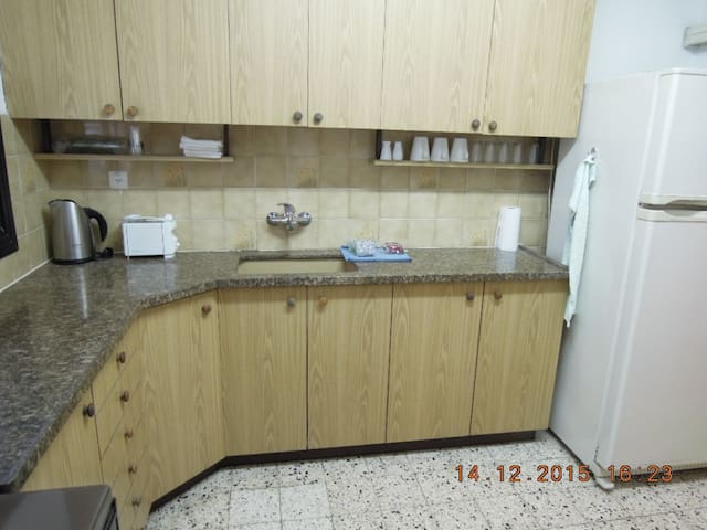 3 room apartment near the beach - Tel Aviv-Yafo - Flat
