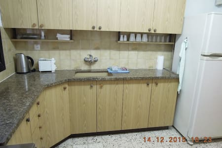 3 room apartment near the beach - Tel Aviv-Yafo