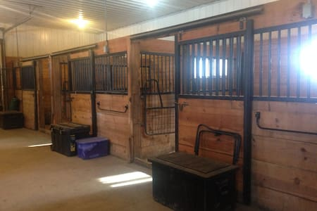 Indigo Farm, Horse estate - Bed & Breakfast