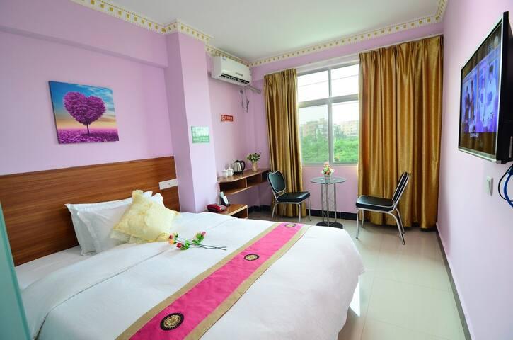 广州机场爱情度假公寓 - Guangzhou - Rumah Tamu