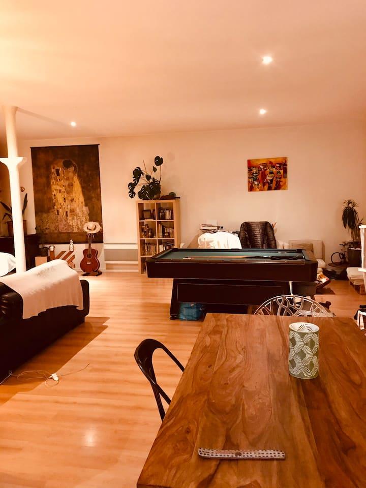 Bel Appartement spacieux