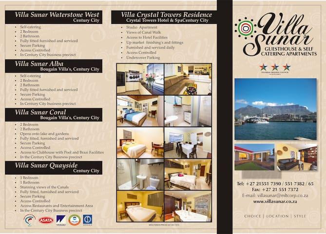 Villa Sunar Ingwe - Cape Town - Dům