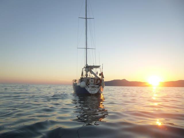 Voiler Makeva - Monastir - Båt