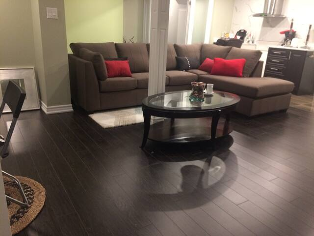Great Mississauga Apartment close to Square One