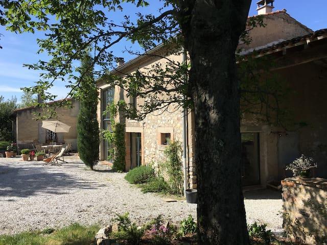Métairie rénovée idéalement située - Sorèze - Casa