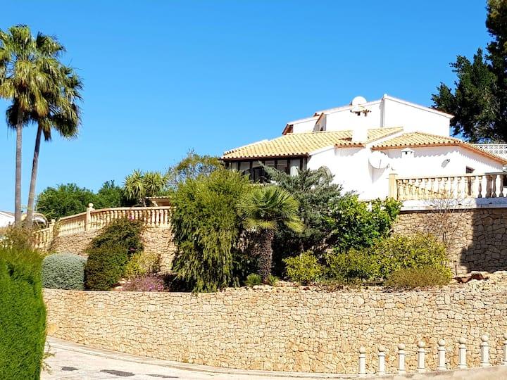 Villa GarDenia,a haven of peace -Free Wifi&Netflix