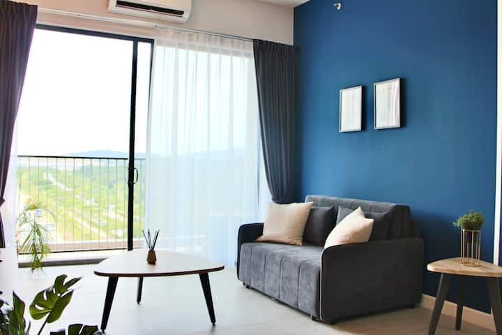 Bell Suites ◊ 3BR by Moka ◊ @ Sunsuria City