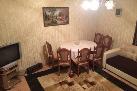 Дом с баней - Siličy - Rumah