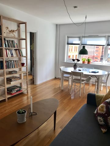 Cozy apartment in a charming part of Oslo