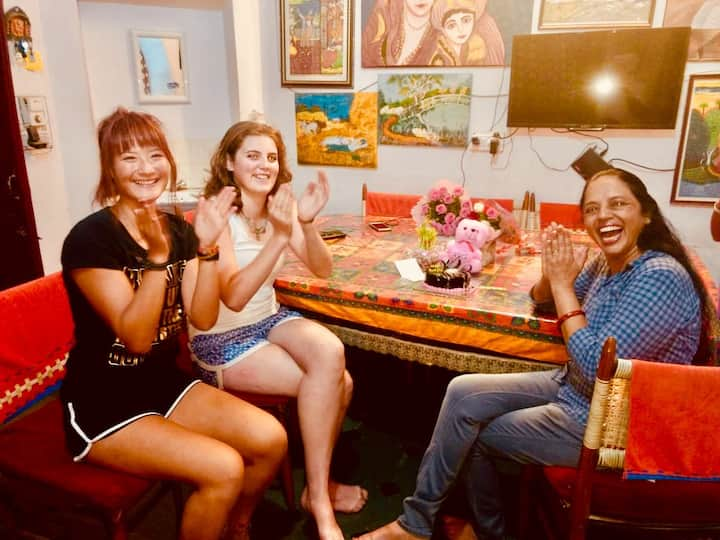 Safe, Happy Home: Enjoy! at Hari Pari's home - 4