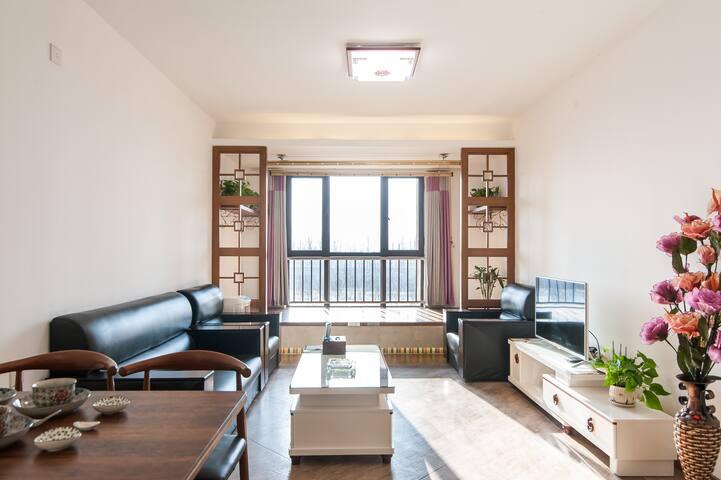 武清站旁紧邻佛罗伦萨小镇中式实用两居室