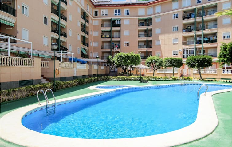 Holiday apartment with 2 bedrooms on 46m² in Guardamar del Segura
