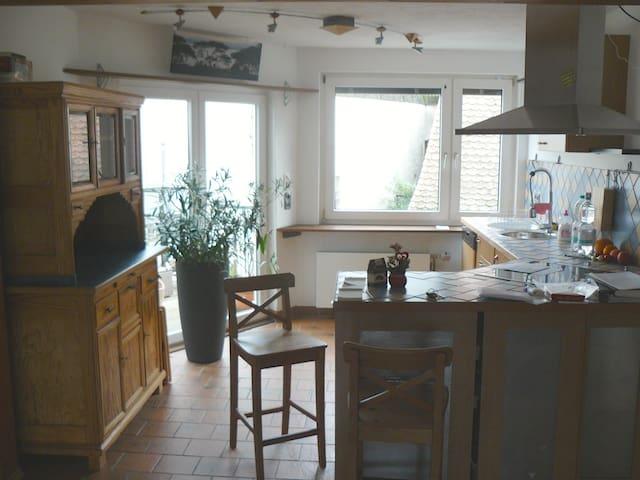 Landleben in der Wetterau - Rosbach vor der Höhe - Casa