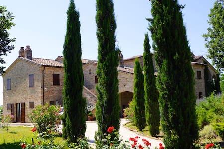 Villa Bella Rosa - Apartment Stella - Fratte Rosa