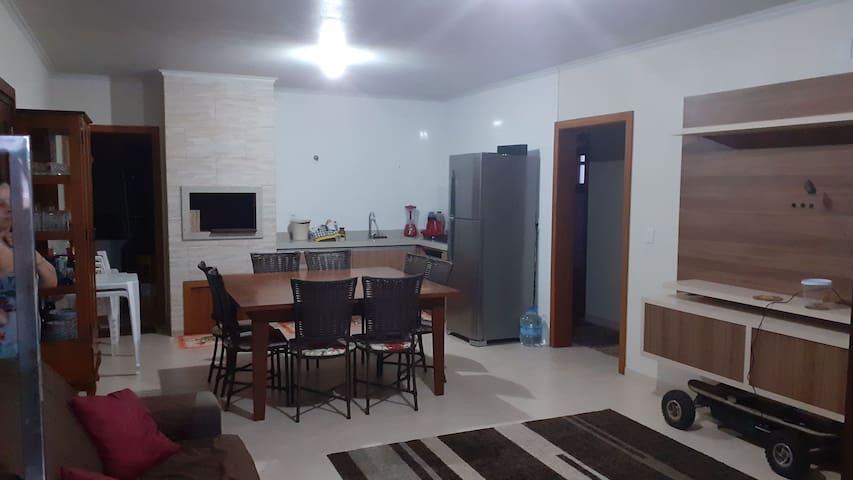 Casa de praia TOP casa nova
