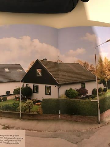 Fin villa - Åkarp - Дом