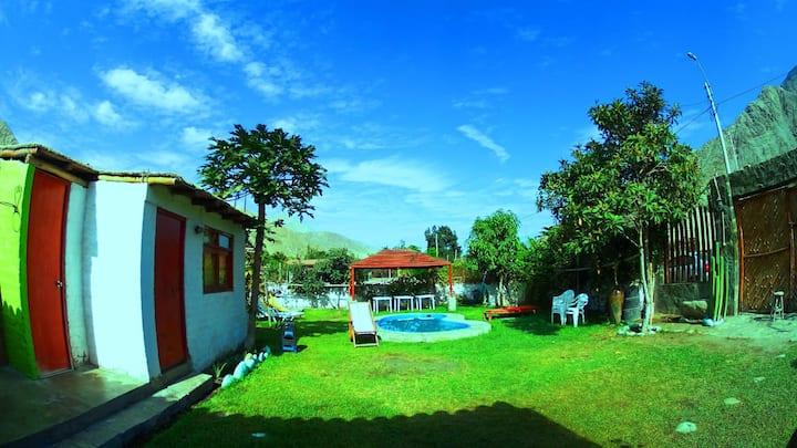 Lunahuana Casa de campo LA CUNCA,