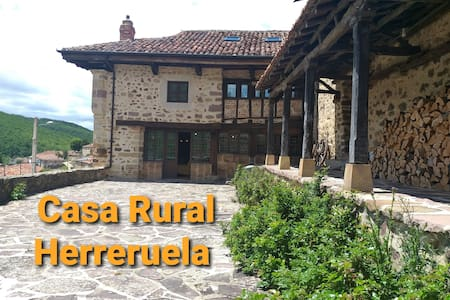 CASA RURAL HERRERUELA....Alojamiento Completo