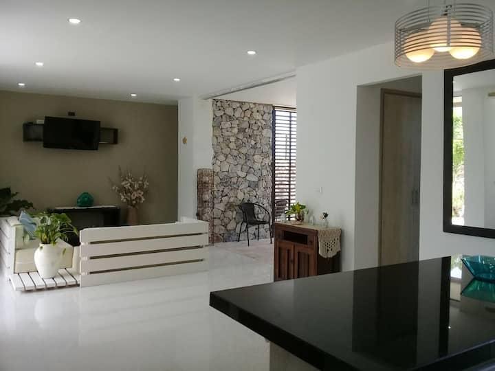 Room Praia 1, Bello Horizonte-Playa Dormida