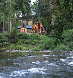 Treehouse on the Little North Fork - Lyons - Talo