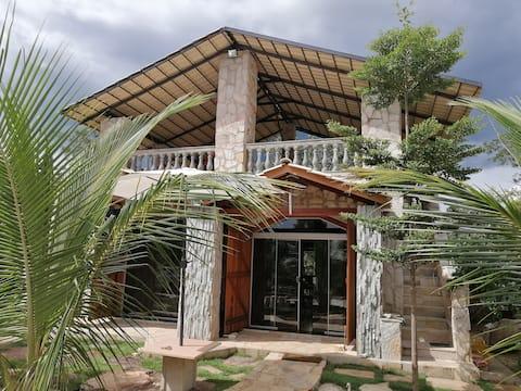 Sítio Rochedo - Casa 2 - Pirenópolis - GO