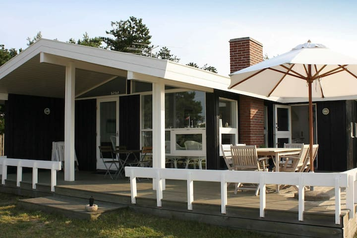 Attractive Holiday Home in Humble Denmark with Barbecue