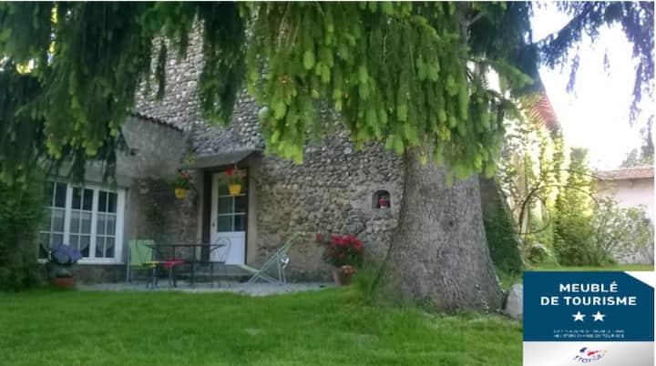 Gîte Maison forte La Mure, Biol en Dauphiné