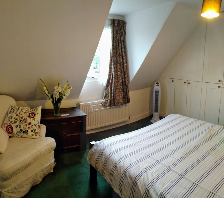 Lovely, clean rooms with professionally laundered linen