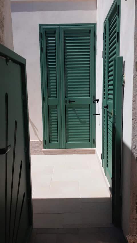 Casa a Porto Badisco (LE) a 50 metri dal mare
