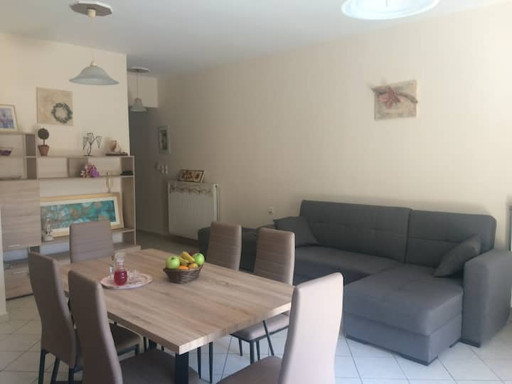 Katerina's house at center of Kissamos, 2 Bedrooms