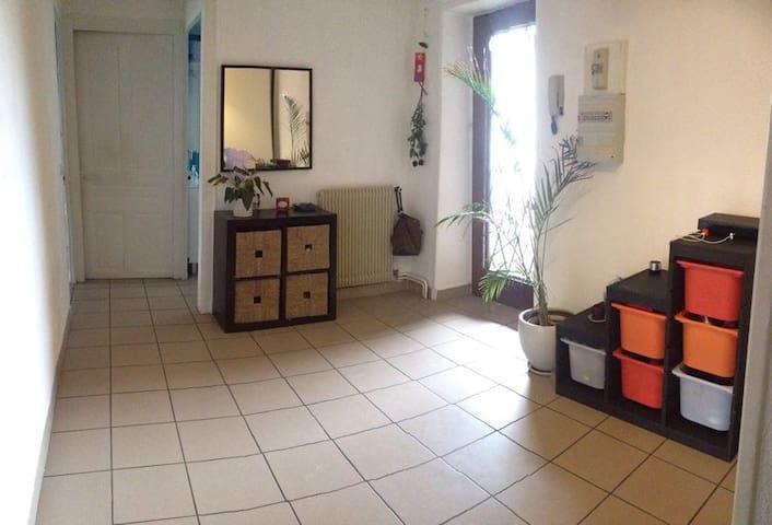 Appartement proche de l'autoroute - Montmerle-sur-Saône - Apartamento