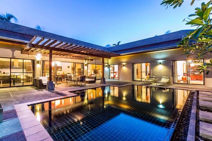 Amazing  private pool villa - Chalong - Villa