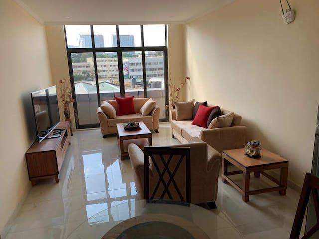 SAL Suites, Nkrumah Road