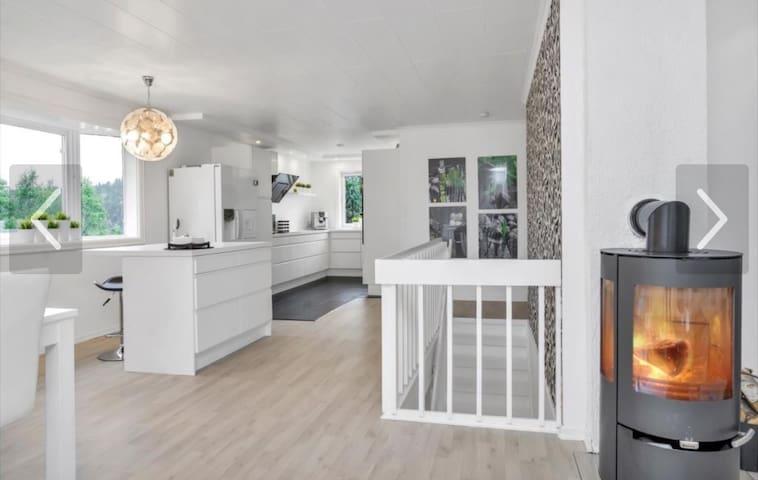 Privat rom i enebolig - Kristiansand - Rumah