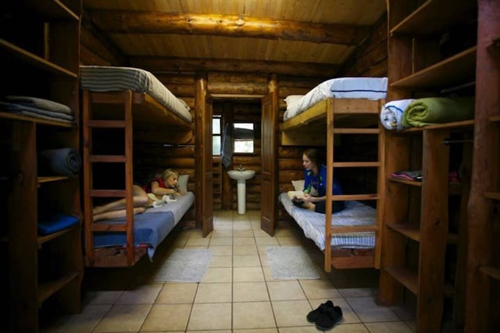 Magoebaskloof ME Backpackers - Private Cabin 2