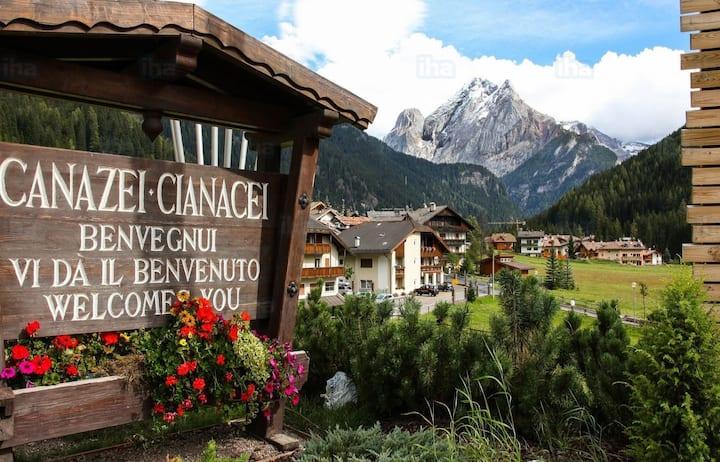 Vacanze a Canazei - Residence Valfassa